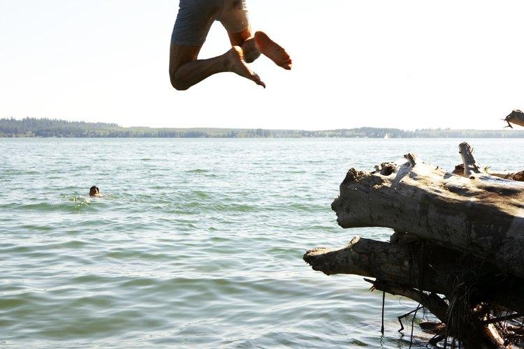 Puedes realizar muchas actividades en el parque estatal Lili Bay.