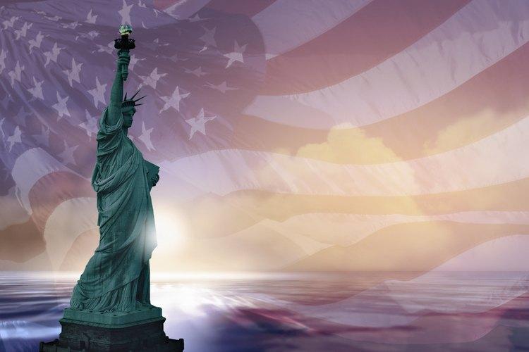 ¿Qué significa la antorcha de la Estatua de la Libertad?