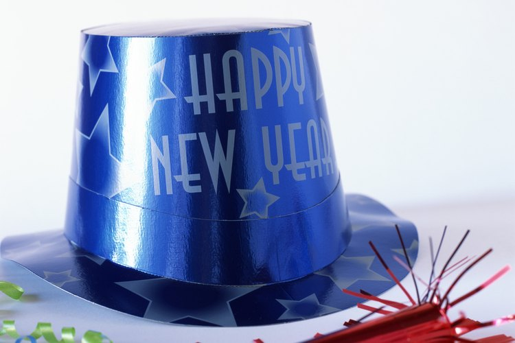 Haz tu celebración de Año Nuevo memorable.