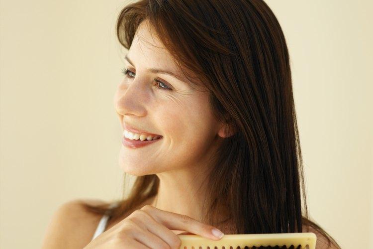 Prepara tu cabello a la noche para que luzca bien por la mañana.