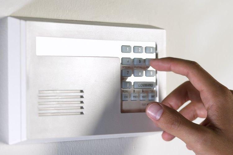 Puedes apagar el timbre de la alarma ADT si lo deseas.
