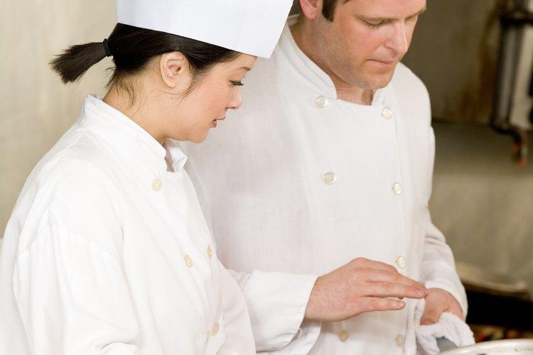 Convertirte en chef maestro requiere de mucho más que buenas habilidades en la cocina.