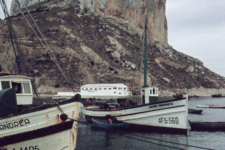 Gibraltar es un territorio ultramarino de Gran Bretaña.