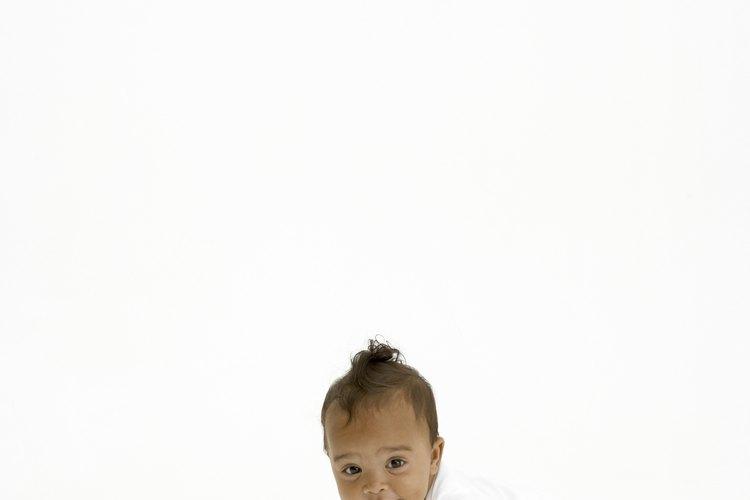 Protege las rodillas de tu bebé mientras aprende a gatear.