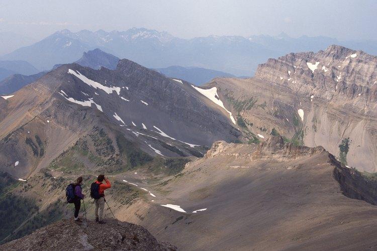 Todas las regiones de los Estados Unidos tienen capacidad para dar caminatas extensas.