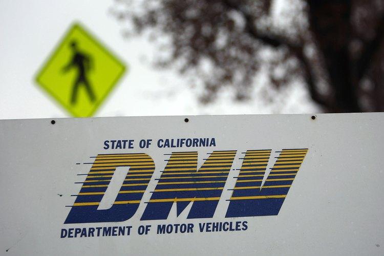 DMV, por sus siglas en inglés, es el Departamento de Vehículos Automotores.