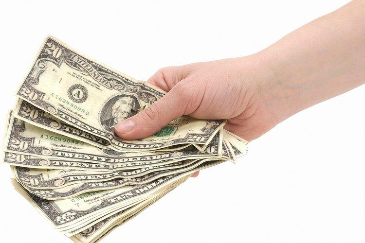 La información sobre los ingresos personales es un asunto delicado.
