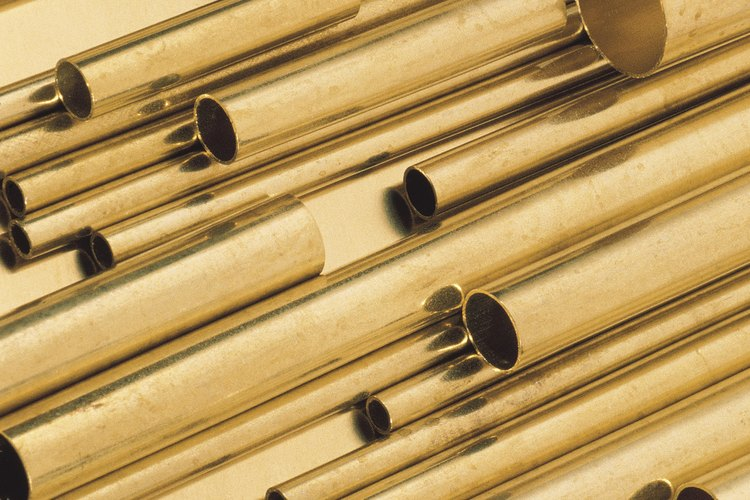 Las tuberías de cobre están disponibles en una gama de tamaños para adaptarse a diferentes puestos de trabajo.
