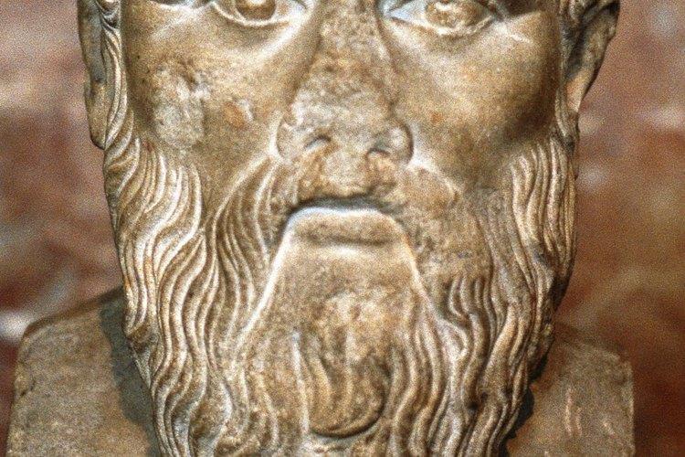 Los antiguos griegos valoraban los avances de la civilización y a sus dioses.