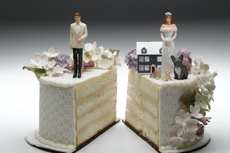 Un divorcio puede afectar a los hijos y la salud psicológica de una pareja.