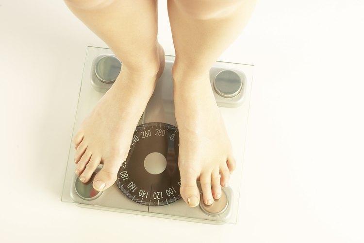 El sobrepeso es preocupante.