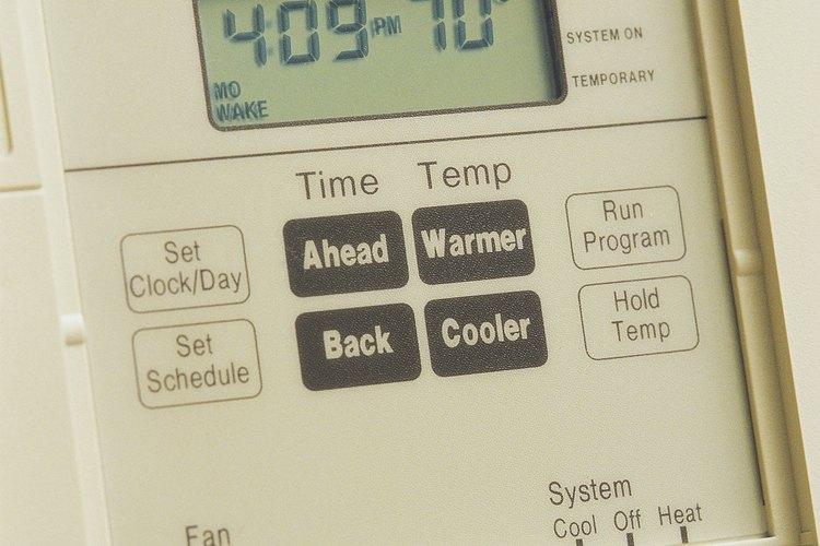 Mantén tu hogar con niveles promedio de temperatura para que todos estén saludables y cómodos.