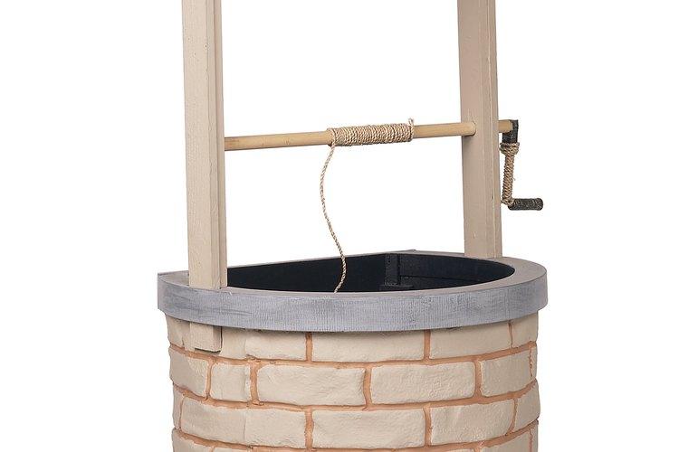 Puedes cavar tu propio pozo de agua a una fracción de lo que te costaría si lo haces hacer.