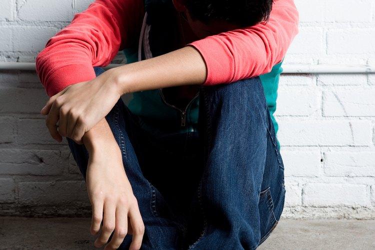 Los adolescentes son más propensos a recurrir a conductas autodestructivas cuando están bajo estrés.