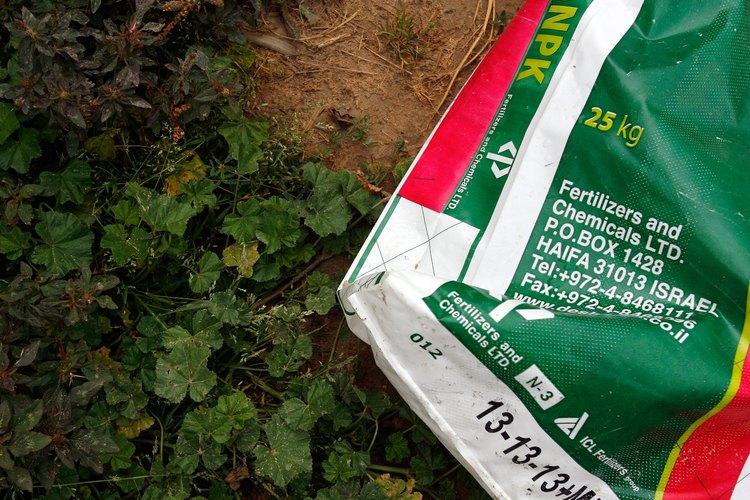 La mayoría de los fertilizantes son completos, lo que quiere decir que contienen una cantidad de nitrógeno, fósforo y potasio.