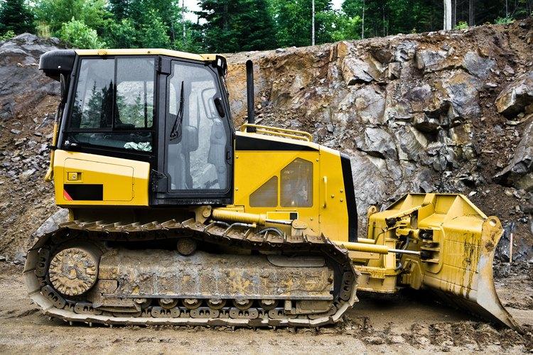 Las excavadoras pueden ahorrar mucha mano de obra.