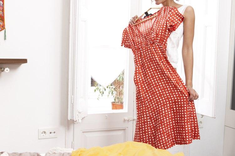 Los vestidos pueden convertirse en nuevos modelos cortos y coquetos.