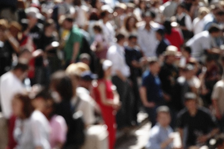 El crecimiento de la población es algo bueno para el mundo.