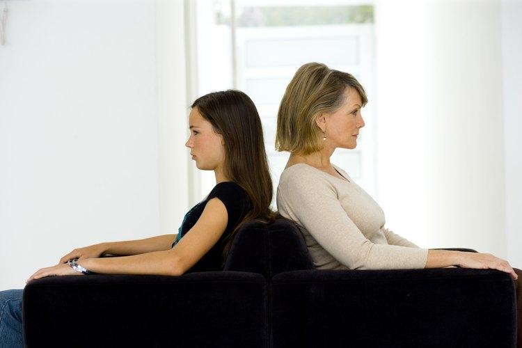 Aprende a superar la inconformidad que existe entre tu y tu madre.