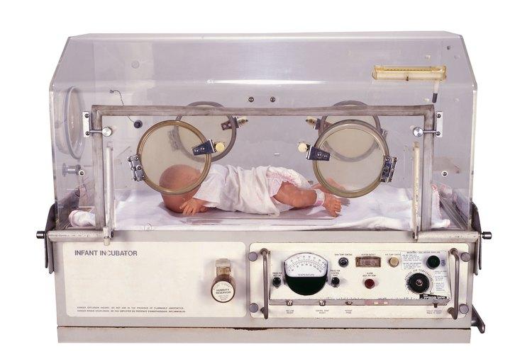 Incluso un bebé prematuro en la incubadora puede recibir leche materna.