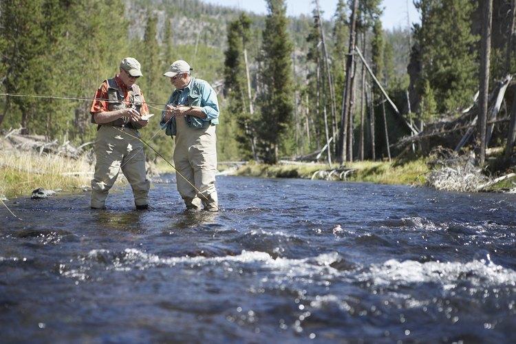 El Lago Shawnee atrae a muchos pescadores por su gran diversidad de especies.