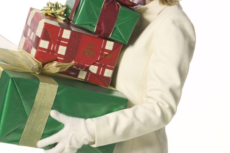 Establece un tema para el intercambio de regalos elefante blanco.