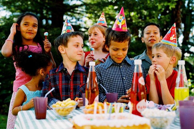 Ideas de una fiesta de cumplea os para ni os de once a os - Organizar cumpleanos ninos ...