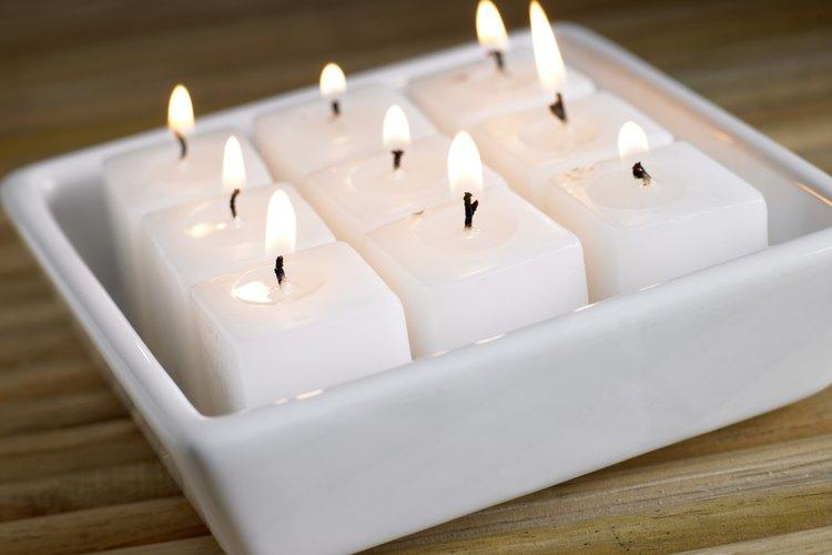 Las velas aromáticas pueden ser útiles en ocasiones como estas.