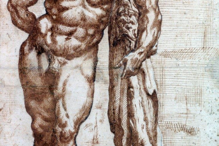 Hércules, hijo de Zeus, era una personaje de la mitología griega quien poseía tal fuerza que rivalizaba con los dioses.