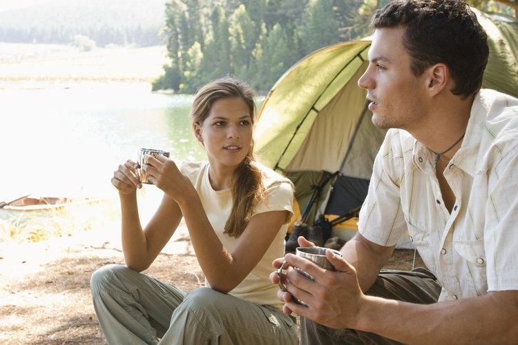 Cerca de Corolla, hay opciones para acampar según tus gustos y necesidades.