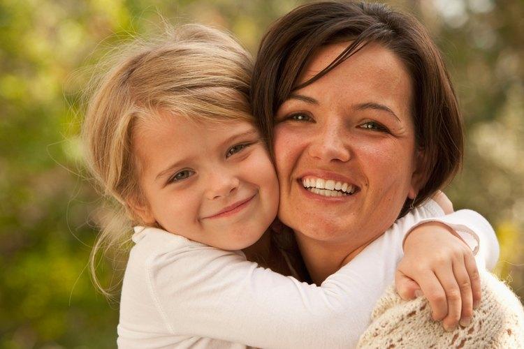 Balancea el cotrol durante la niñez temprana lleva a una influencia paterna positiva.