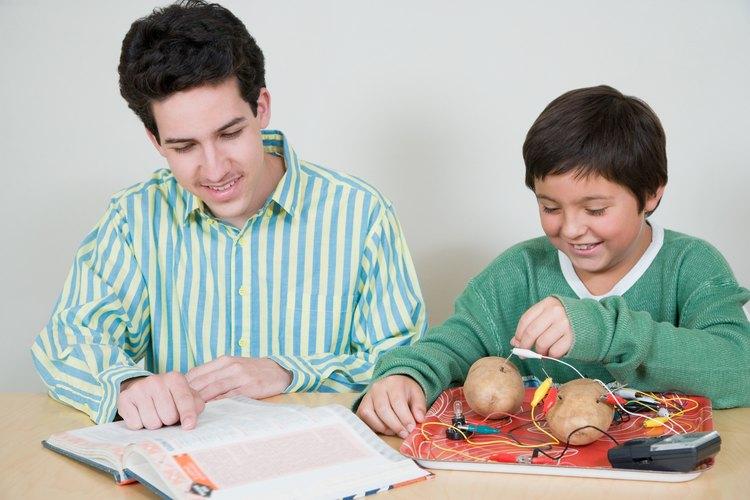 A los niños les encantarán los ejemplos de investigación científica.
