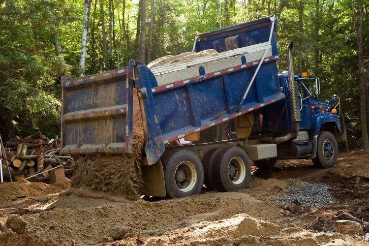 Hay varios tipos de suelo que sirven como parte de los cimientos de un edificio.