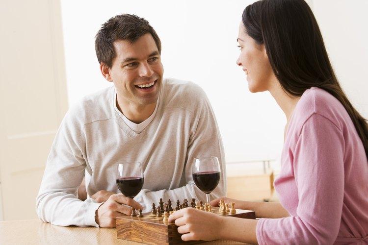 Los vinos tintos tienen un sabor afrutado más audaz.