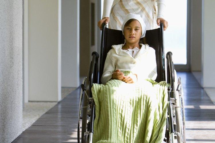 Estar en un hospital puede ser atemorizante para el niño, pero regresar a casa también puede ser duro.