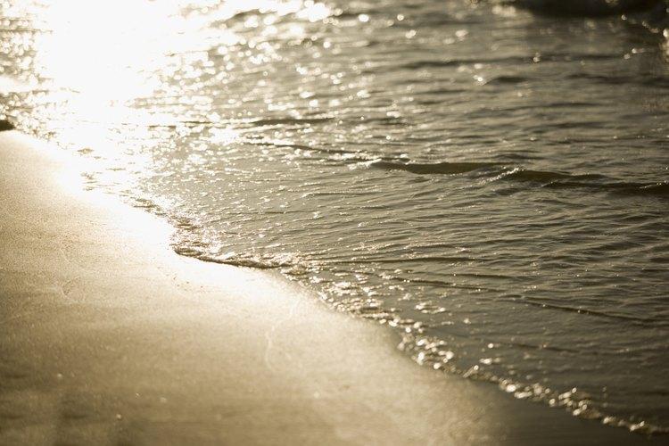 San Diego tiene algunas de las aguas costeras más cálidas de los Estados Unidos.