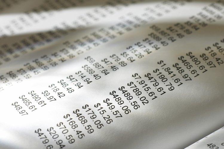 El promedio ponderado se utiliza para cálculos estadísticos.