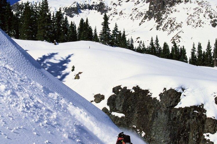 Denver es un punto de arranque ideal para las aventuras de esquí.