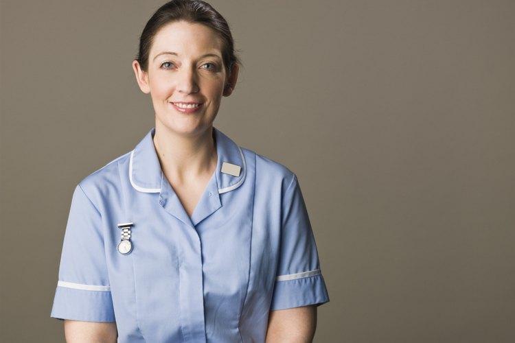 Enfermera.