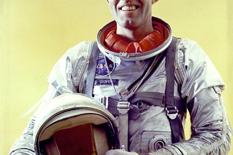 Un astronauta se encuentra con lo increíble.