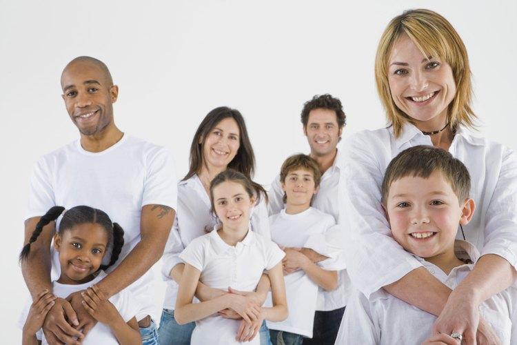 Se necesita la influencia de muchos para criar a un niño bien adaptado.