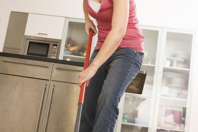 Utiliza piso nuevo como punto de partida para cualquier remodelación de una habitación.