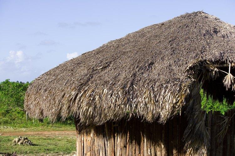 El bambú es un material muy versátil.