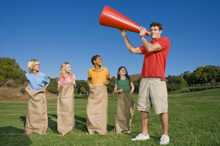 Los campamentos de verano ayudan a que los niños se salgan de lo común y sean creativos.