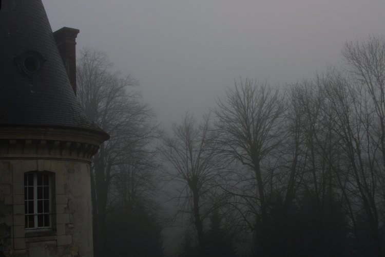 Halloween no estaría completo sin una casa embrujada.
