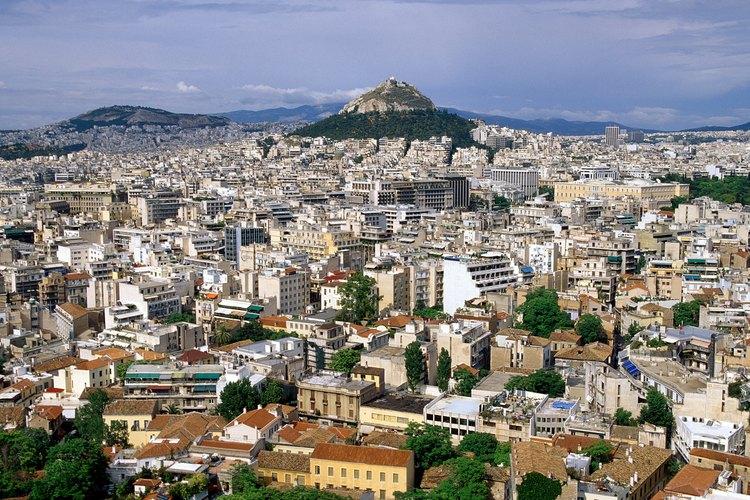 Grecia celebra infinidad de fiestas.