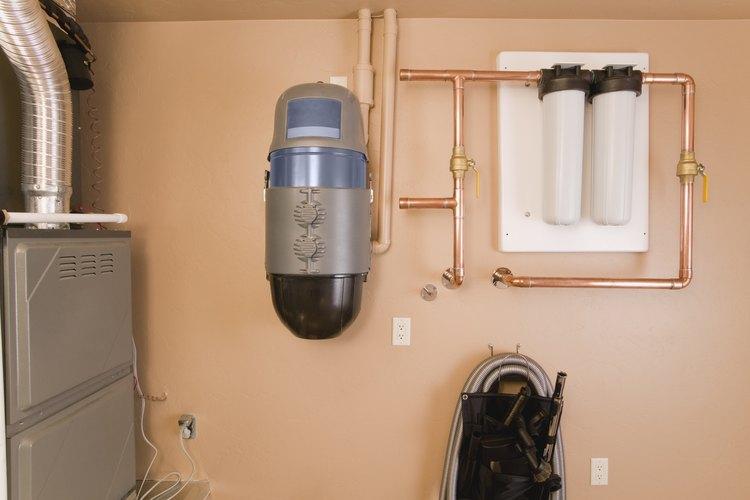 ¿Por qué mi caldera eléctrica sopla aire pero no calienta la casa?