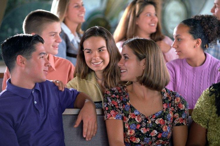 Las experiencias compartidas mejoran el crecimiento personal de los jóvenes de los SUD.
