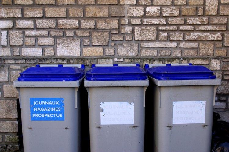 ¿Qué pasa con la basura después de que es llevada por los camiones de saneamiento?