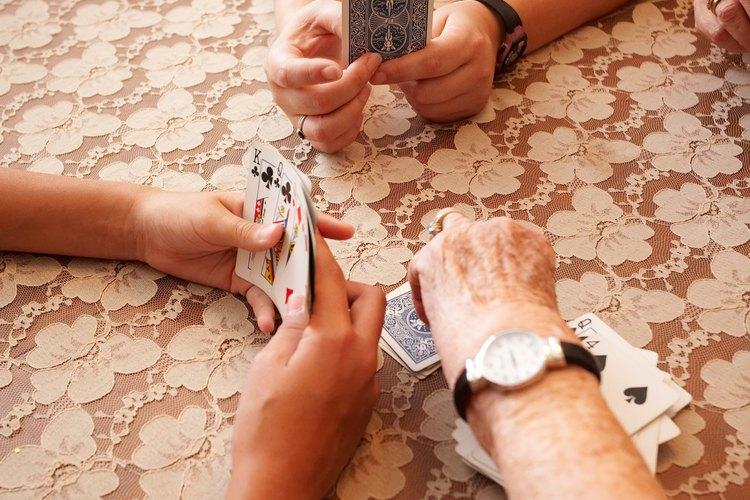 Jugar póquer para la caridad requiere de un permiso.